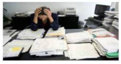 Stress at work ?