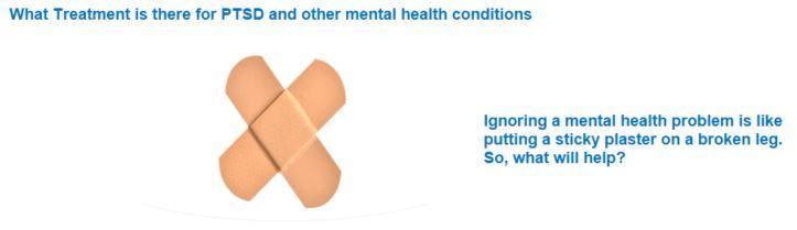 risk of poor mental health