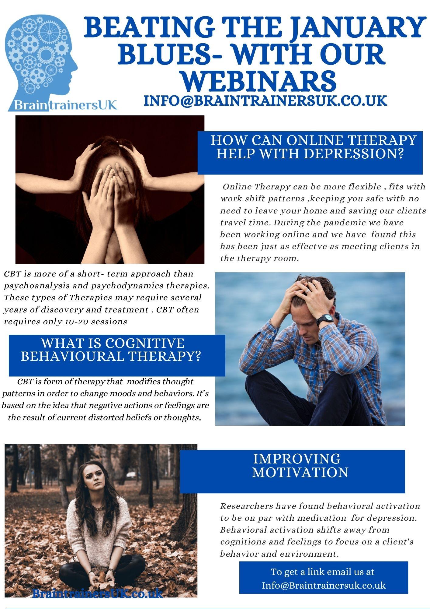 BrainTrainersUK Mental Health Professionals